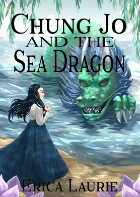 Chung Jo and the Sea Dragon ebook cover