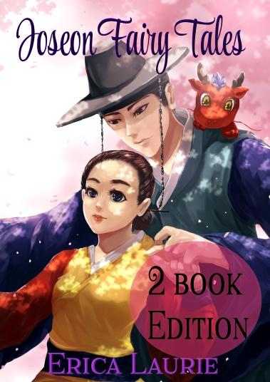 joseon fairy tales 2 book edition